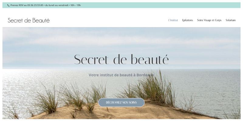 références créations de site web Soon Digital