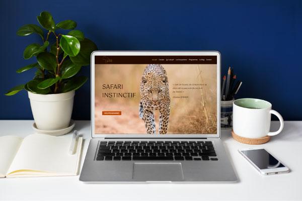 réalisation de soon digital pour site web touristique